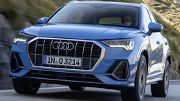AUDI Q3 35 TDI Advanced quattro S tronic 110kW