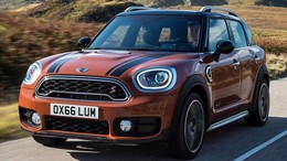 MINI Countryman Cooper D ALL4 Aut.