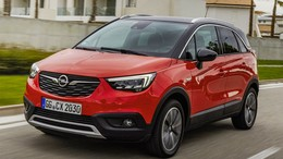 OPEL Crossland X 1.5D Innovation Aut. 120