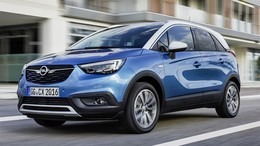 OPEL Crossland X 1.5D Edition 102