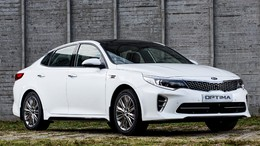 KIA Optima 1.6CRDi VGT Eco-Dynamics GT Line