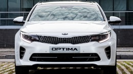 KIA Optima SW 1.6CRDi VGT Eco-Dynamics GT Line DCT (Pack Luxury)