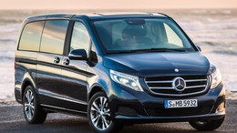 MERCEDES-BENZ Clase V 220d Extralargo 7G Tronic