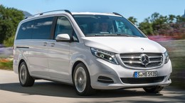 MERCEDES-BENZ Clase V 250d Extralargo 7G Tronic