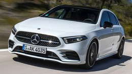 MERCEDES-BENZ Clase A 180CDI BE AMG Line