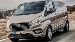 FORD Tourneo Custom Shuttle Grand 2.0TDCI MHEV Titanium 185