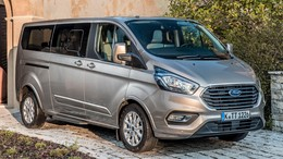 FORD Tourneo Custom Grand 2.0TDCI Titanium 130