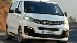 OPEL Zafira Life 2.0D S Business AT8 180