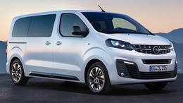 OPEL Zafira Life 2.0D S Innovation AT8 180