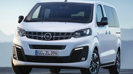 OPEL Zafira Life 2.0D L Innovation 150
