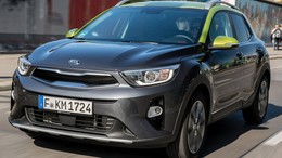 KIA Stonic 1.0 T-GDi Eco-Dynamic Black Edition 120