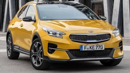 KIA XCeed 1.6 CRDi Eco-Dynamics DCT Emotion 136