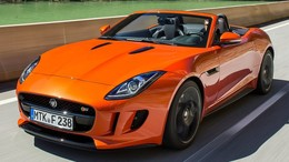 JAGUAR F-Type Convertible 3.0 V6 340