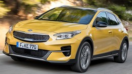 KIA XCeed 1.4 T-GDi Eco-Dynamics DCT Tech