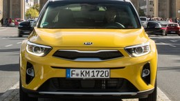 KIA Stonic 1.0 T-GDi Eco-Dynamic Black Edition 100