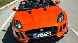 JAGUAR F-Type Convertible 3.0 V6 R-Dynamic 340