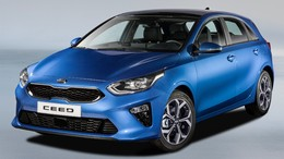 KIA Ceed 1.0 T-GDI Eco-Dynamics Business 100