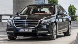 MERCEDES-BENZ Clase S 560 9G-Tronic