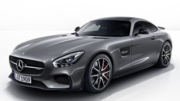 MERCEDES-BENZ AMG GT Coupé R