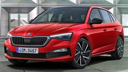 SKODA Scala 1.0 TGI Active 66kW