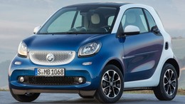 SMART Fortwo Coupé 66 Prime Aut.