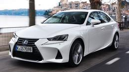 LEXUS IS 300h ECO