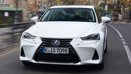 LEXUS IS 300h Luxury