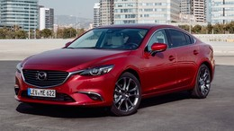 MAZDA Mazda6 Wagon 2.0 Skyactiv-G Evolution Tech Aut.