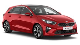 KIA Ceed Tourer 1.4 T-GDi Eco-Dynamics Business DCT