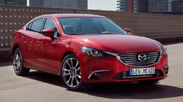 MAZDA Mazda6 Wagon 2.2 Skyactiv-D Evolution Tech 110kW