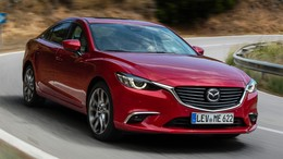 MAZDA Mazda6 Wagon 2.0 Skyactiv-G Evolution Tech