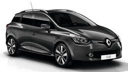 RENAULT Clio Sport Tourer 1.5dCi Energy Limited 55kW