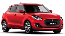 SUZUKI Swift 1.2 GLX SHVS EVAP