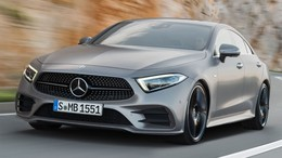 MERCEDES-BENZ Clase CLS 350 EQ Boost Aut.
