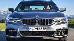 BMW Serie 5 540d Touring xDrive