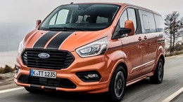 FORD Tourneo Custom 2.0TDCI MHEV Trend 130
