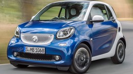 SMART Fortwo Coupé EQ Perfect