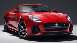 JAGUAR F-Type Convertible 5.0 V8 R AWD Aut. 550