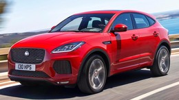 JAGUAR E-Pace 2.0 I4 Chequered Flag AWD Aut. 249