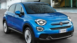 FIAT 500X 1.6 E-Torq S&S City Cross S-Design 4x2