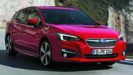SUBARU Impreza 1.6 GLP Executive Lineartronic