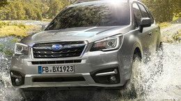 SUBARU Forester 2.0i GLP Executive CVT