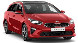 KIA Ceed Tourer 1.6CRDi Eco-Dynamics Tech 115