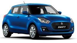 SUZUKI Swift 1.2 GLE CVT