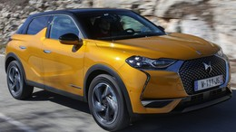 DS DS3 Crossback BlueHDi Be Chic 100