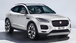JAGUAR E-Pace 2.0D I4 Chequered Flag AWD Aut. 180