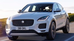 JAGUAR E-Pace 2.0D I4 Chequered Flag AWD Aut. 150