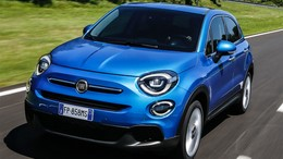 FIAT 500X 1.3 Firefly S&S City Cross DCT 4x2
