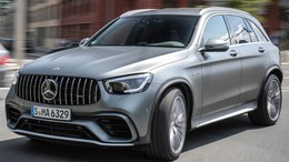 MERCEDES-BENZ Clase GLC 63 S AMG 4Matic+ Speedshift MCT 9G
