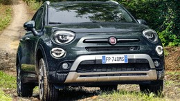 FIAT 500X 1.6Mjt S&S City Cross S-Design 4x2 88kW